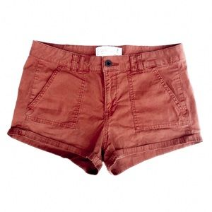 Abercrombie & Fitch low rise Shorts for sale